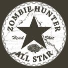 Zombie All Star by robotrobotROBOT