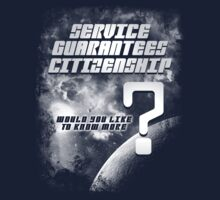 Service Guarantees Citizenship Kids Tee