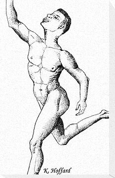 Anatomy of a Dancer by Hoffard