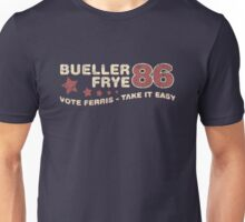 Vote Bueller Unisex T-Shirt