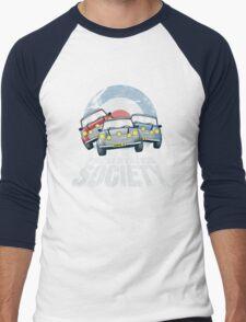 The Self Preservation Society Men's Baseball ¾ T-Shirt