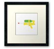 Super Soaker 50 Framed Print