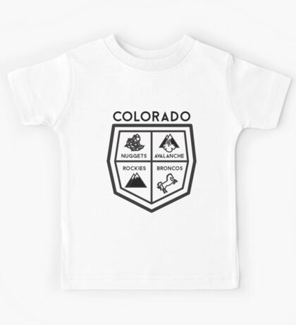 sporting colorado Kids Tee