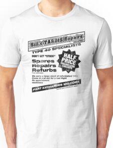 Bill's Tardis Repairs T-Shirt