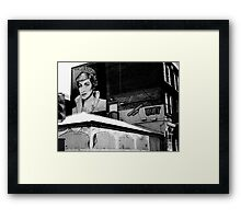 Isn't It Ironic? Framed Print