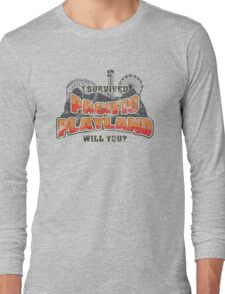I Survived Pacific Playland Long Sleeve T-Shirt