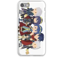Chibi Fire Emblem Gang iPhone Case/Skin