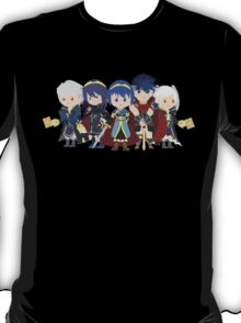 Chibi Fire Emblem Gang T-Shirt