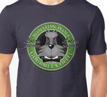 Winston Wolf: Gourmet Coffee. Unisex T-Shirt