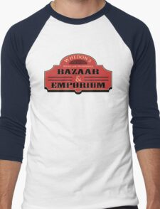 Whedon's Bazaar and Emporium Men's Baseball ¾ T-Shirt
