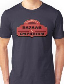 Whedon's Bazaar and Emporium Unisex T-Shirt
