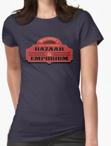 Whedon's Bazaar and Emporium Womens Fitted T-Shirt