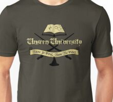 Harry Potter at Unseen University Unisex T-Shirt