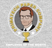 Primatech Employee of the Month Kids Tee