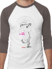 Elvis Impersonator - Love Me Tender Men's Baseball ¾ T-Shirt