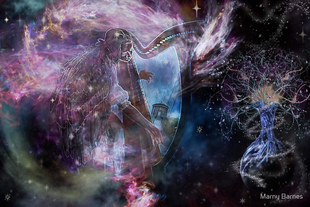Lyra'Cal Space by Marny Barnes