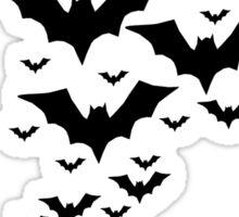 Bat Mouth Sticker