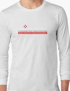 Sirius Cybernetics Corporation Long Sleeve T-Shirt