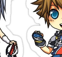 KH - Sora/Riku set Sticker