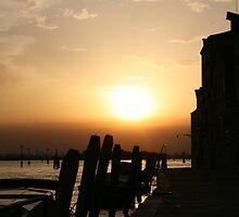 Venice Sunset by ld1098
