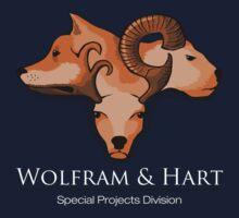 Wolfram and Hart - Angel Kids Tee