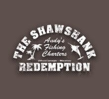 Andy's Fishing Charters - The Shawshank Redemption Baby Tee