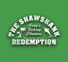 Andy's Fishing Charters - The Shawshank Redemption One Piece - Short Sleeve