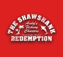 Andy's Fishing Charters - The Shawshank Redemption Kids Clothes