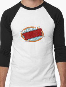 Dirk Gently's Holistic Detective Agency Logo Men's Baseball ¾ T-Shirt