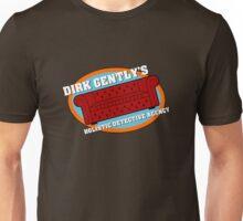 Dirk Gently's Holistic Detective Agency Logo Unisex T-Shirt