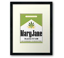 MaryJane Framed Print