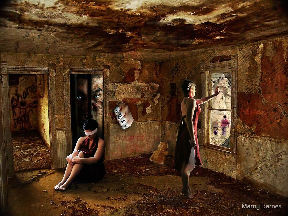 Evolution by Marny Barnes