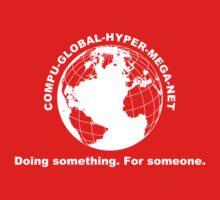 Compu-Global-Hyper-Mega-Net Kids Tee