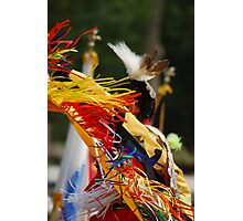 native color Photographic Print