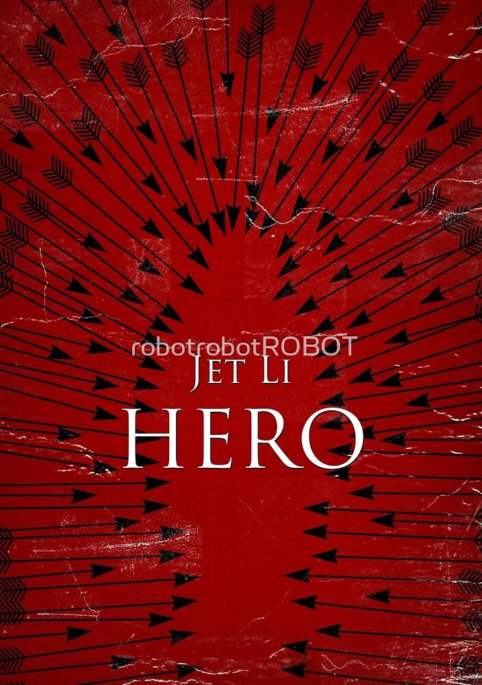 Hero - Red by robotrobotROBOT