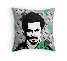 Sexy Johnny Depp  Throw Pillow