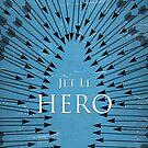 Hero - Blue by robotrobotROBOT