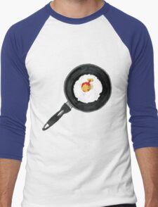 Fry The Globe Men's Baseball ¾ T-Shirt