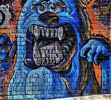 Alley Monster  by Steven  Agius