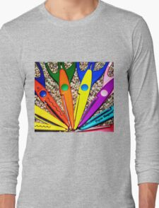 Paper Shapers Long Sleeve T-Shirt