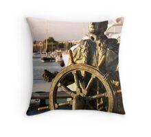 Villamoura , Algarve Throw Pillow