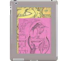 keen observation iPad Case/Skin