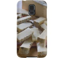 cheese appetizer Samsung Galaxy Case/Skin