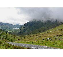 Mt. Snowdon, North Wales,  Photographic Print