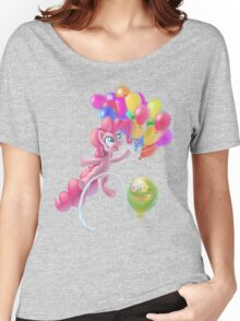 Pinkie Sky Women's Relaxed Fit T-Shirt