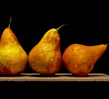 Pears II by jerry  alcantara