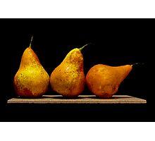 Pears II Photographic Print