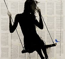 the freedom of sometimes by Loui  Jover