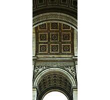 Arc de Triomphe  Photographic Print