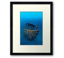 Dreamboat Framed Print